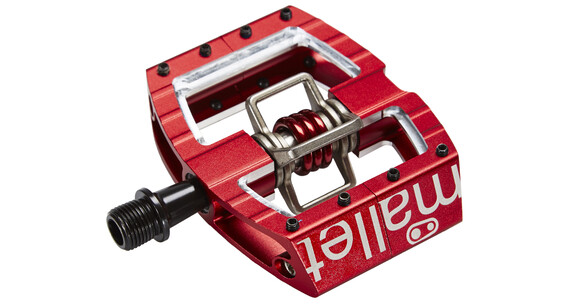 Crankbrothers Mallet DH/Race Pedal rot